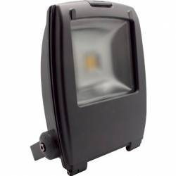 Proyector de led Maslighting 10w 6000K IP65 720 lm. Gris antracita