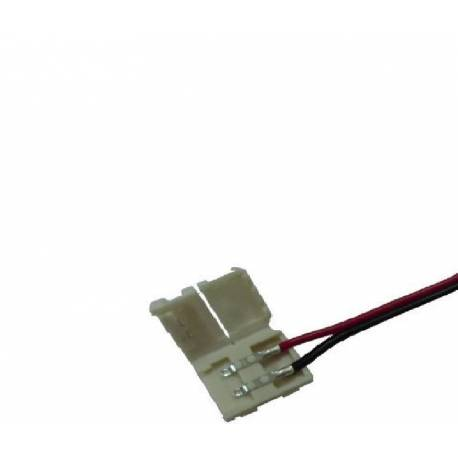 Conector inicial Maslighting con cable para tira led IP20