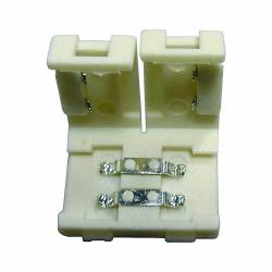Conector intermedio Maslighting sin cable para tiras de led IP20