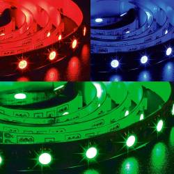 Tira de led RGB 5050 Maslighting rollo de 5m 24v 60 led-m IP20