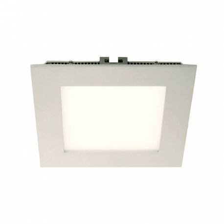 Downlight led Maslighting cuadrado gris 6w 4200K 160° 300 lm