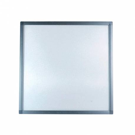 Panel led Maslighting 60x60 cm 45w 5000k 4150 lm marco plata (Amstrong)
