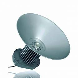 Campana industrial de led 100w Maslighting 6000K 9000 lm