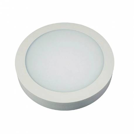 Plafón led redondo 20w color blanco 20w 4200K 1450lm