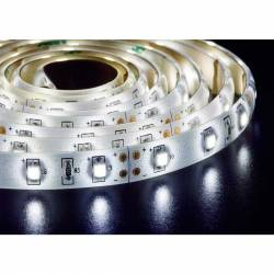 Tira led de 5m chip 3528 12v 60 led-m. IP65 Maslighting 183928