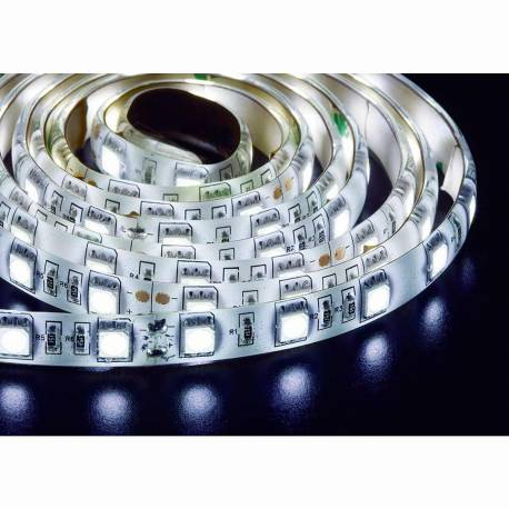 Tira led de 5m chip 5050 24v 60 led-m 1150 lm IP20 Maslighting 184376