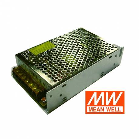 Fuente de alimentación Mean Well 24v 150W IP20