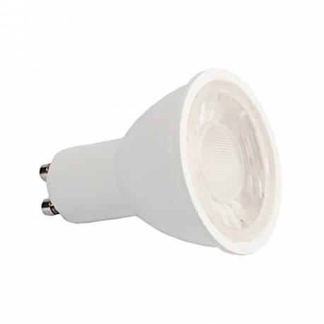 Lámpara led GU10 8w 720 lm 3000K 60° Long. 50mm Diám. 50mm