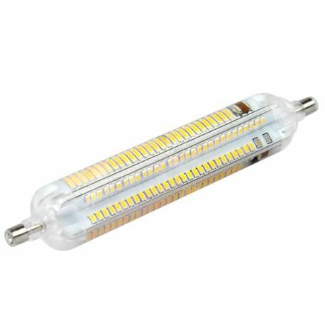 Lámpara led lineal R7S 8w 900 lm 360° Longitud 118 mm Diámetro 20 mm