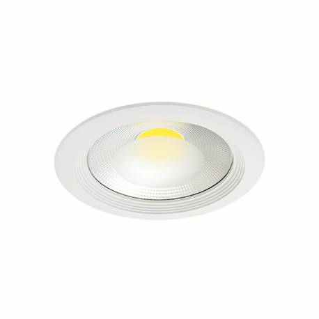 Downlight led Powertech 30W 3100 lúmens fabricado en Aluminio