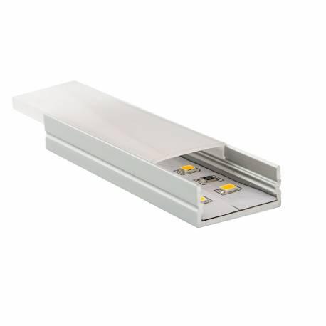 Perfil de aluminio para tira led de superficie 188534